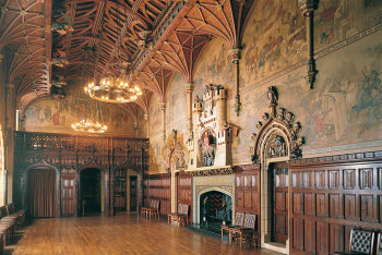 Banqueting Hall  Cardiff Castle